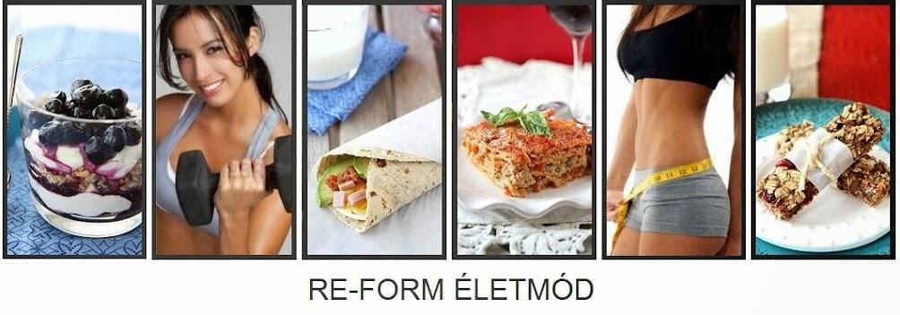 Re-Form életmód