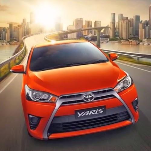 Mobil Toyota, All New Toyota Yaris 2014 di jakarta.