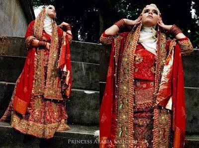 Sari hijab style