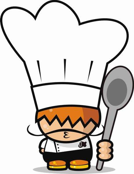 Cocinero dibujo imagui for Cocinar imagenes animadas