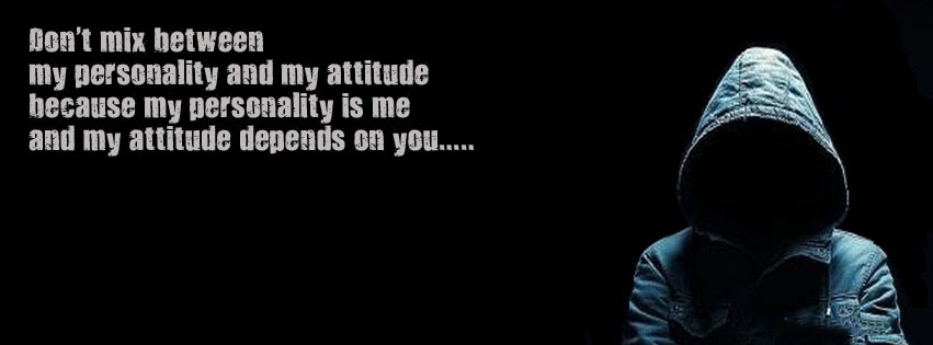 My Personallty And My Attitude