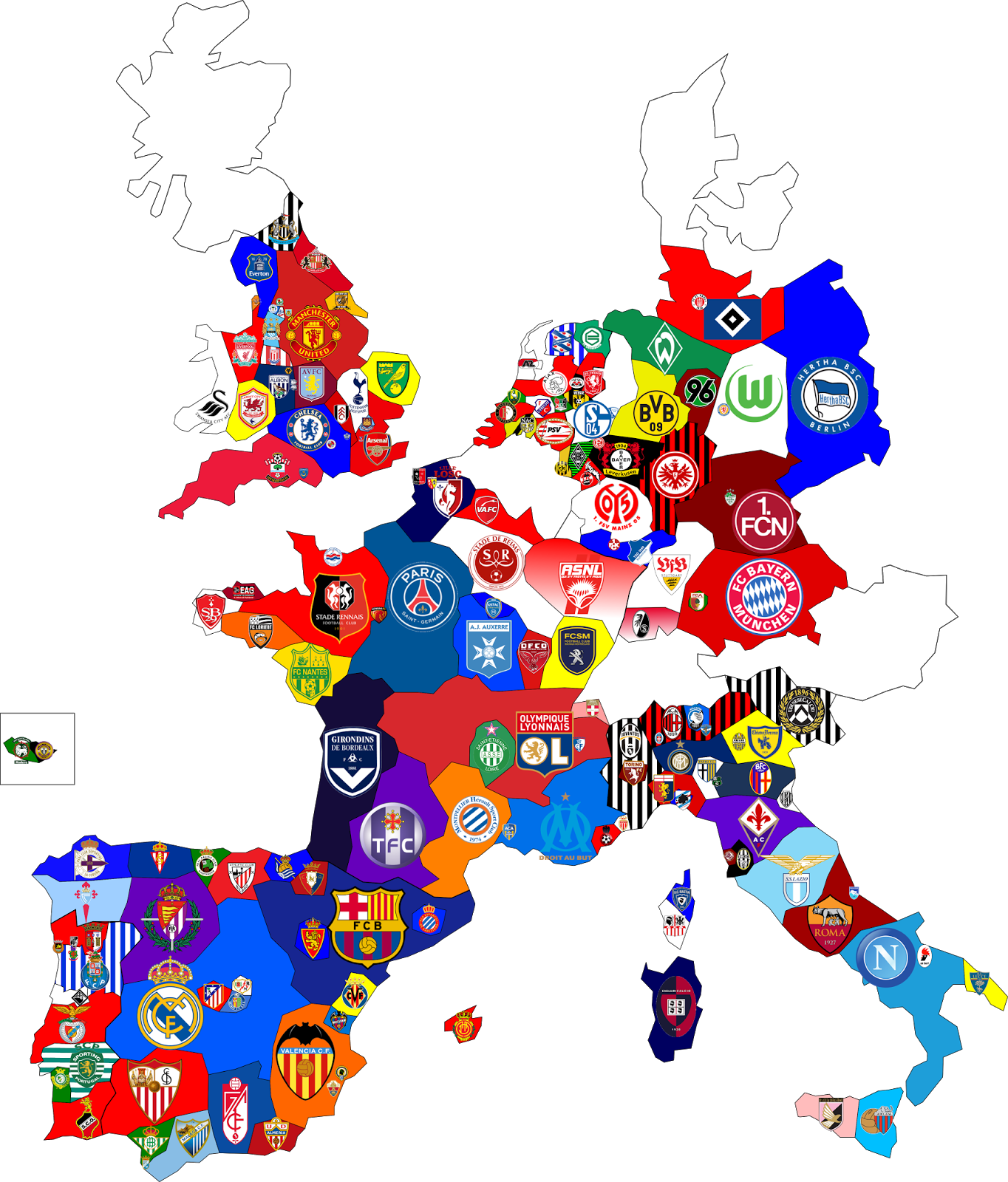 european football soccer