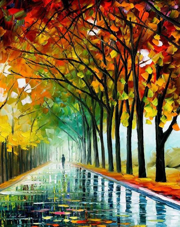 Blog dd leonid afremov for Amazing art paintings