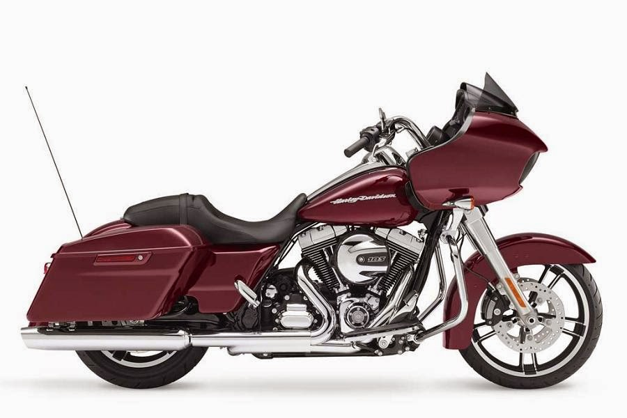 With the launch of the 2015 Road Glide, a familiar name is returning