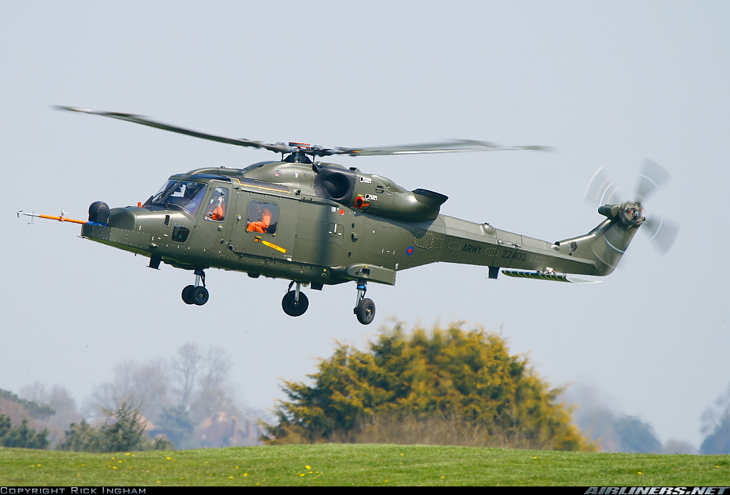 Elicottero Wasp : Deadly westland lynx army and weapons