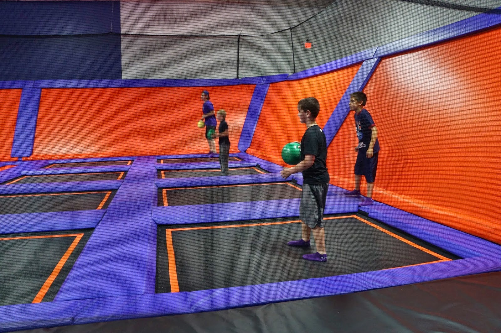 birthday party altitude trampoline park fun easy