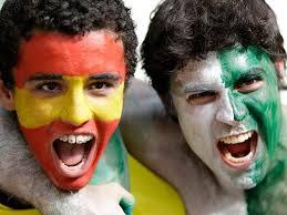 Nigeria vs España