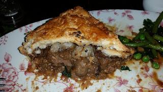 Nicholson's Steak and Ale Pie Review