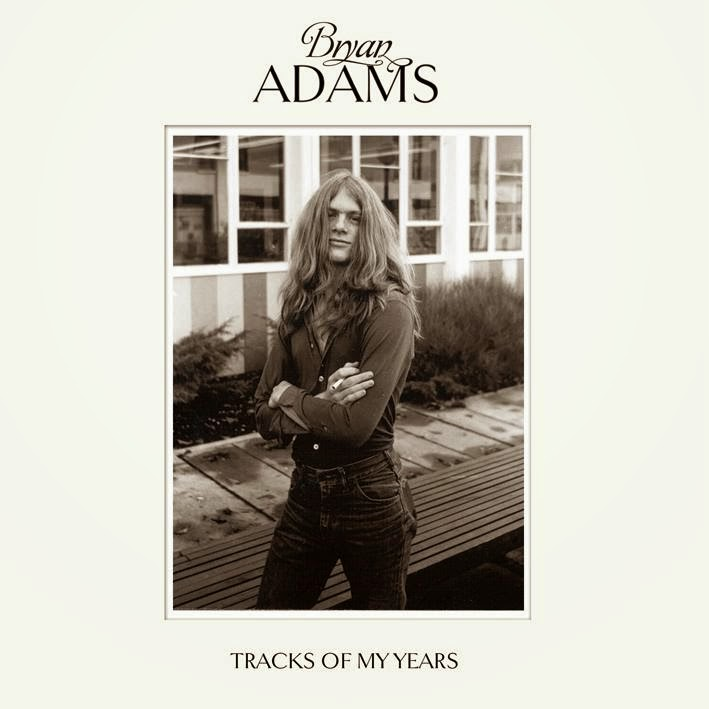 Bryan Adams, Tracks of my Years, album cover