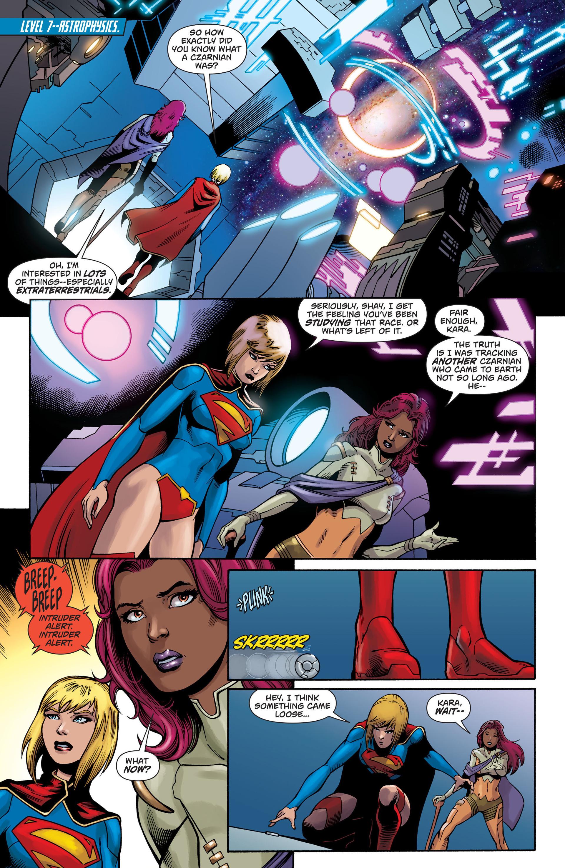Supergirl (2011) Issue #27 #29 - English 11