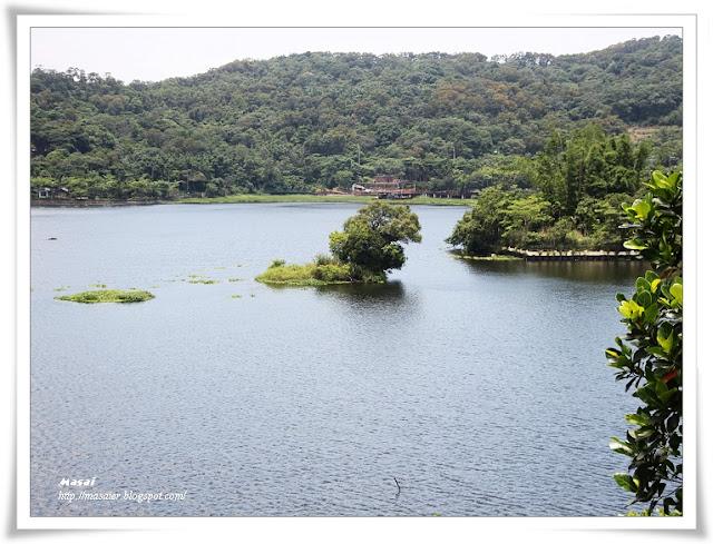 新竹峨嵋湖