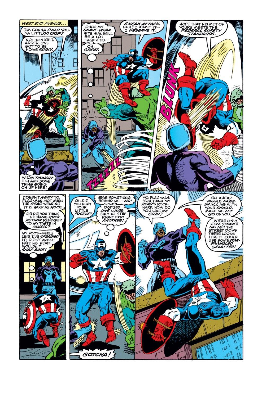 Captain America (1968) Issue #381 #314 - English 16