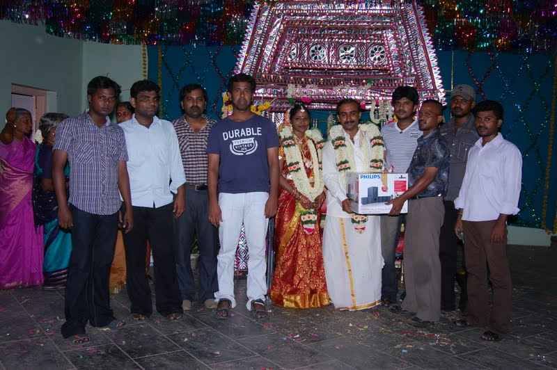 PHP Team Rajkumar Marriage