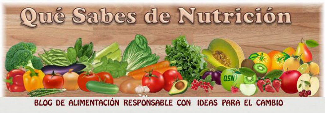 QSN: Qué Sabes de Nutrición