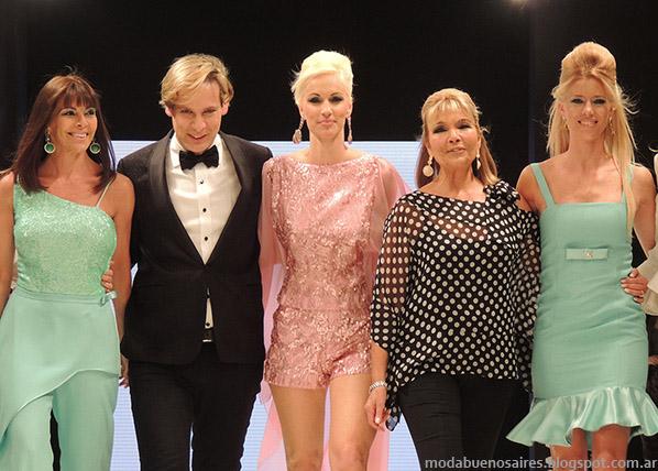Moda 2014 Adriana Costantini verano 2014 BAAM 39.