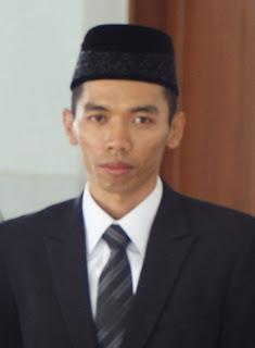 Muh Ali Rodli, M.Pd.I