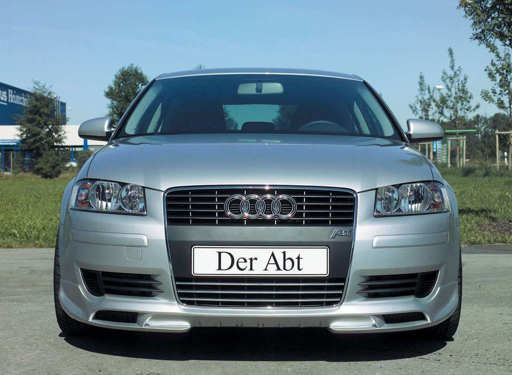 Car And Fashion Blog Abt Audi As3 2005
