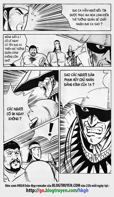 Hiệp Khách Giang Hồ chap 8 page 12 - IZTruyenTranh.com