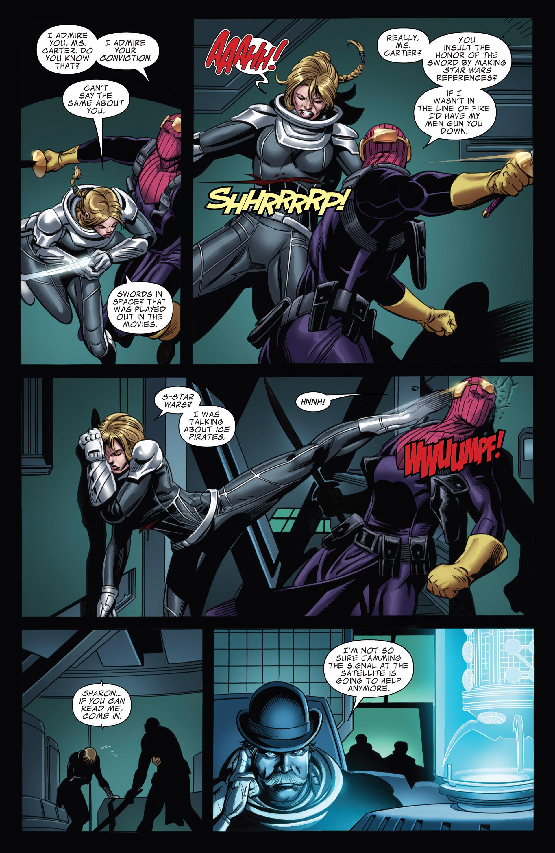 Captain America (2011) Issue #17 #17 - English 20