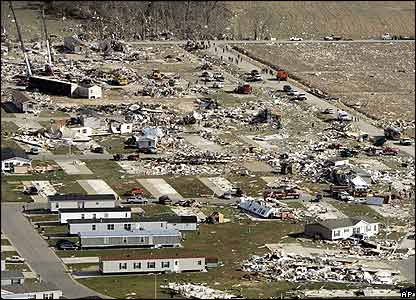 As Of Now No States Are Looking To Implement New Legislature Demanding Stricter Requirements For Mobile Homes But Once More Surveys Tornado Damage