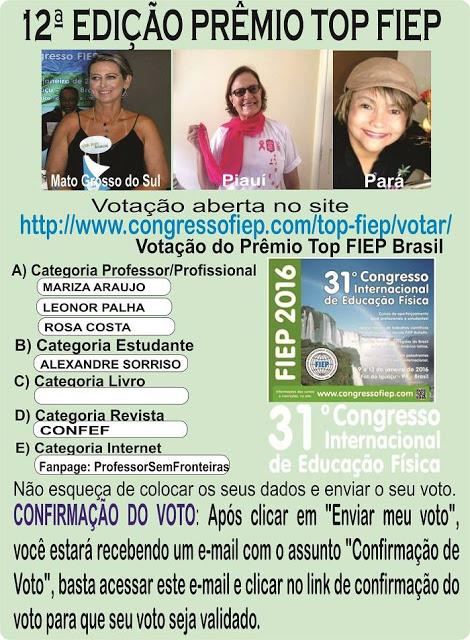 12º PRÊMIO TOP FIEP BRASIL