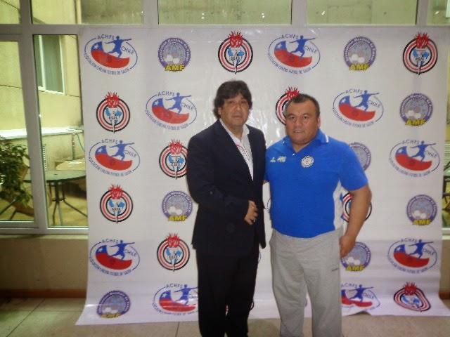 Nacional de Futsal Sub-20 -Concepción 2014