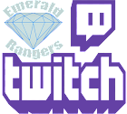 Emerald Rangers Twitch