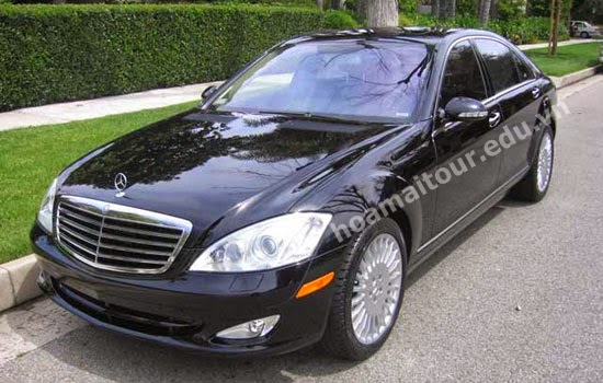 Cho thuê xe Mercedes S500