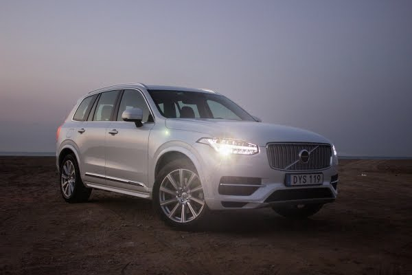 The All New XC90