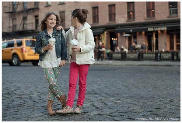 Mimo invierno 2013 calzados niñas