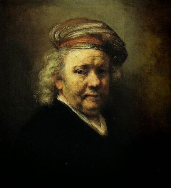 L'ultime autoportrait de Rembrandt, 1669