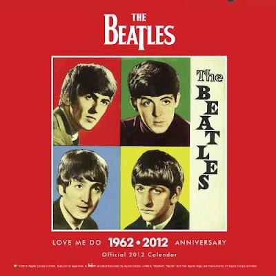 Beatles 2012 Calendars