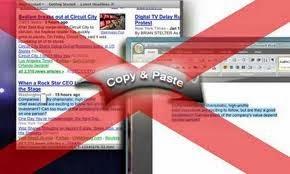 Bagaimana cara mengetahui siapa atau blog apa yang sudah copas atau copy paste konten atau artikel di blog kita?