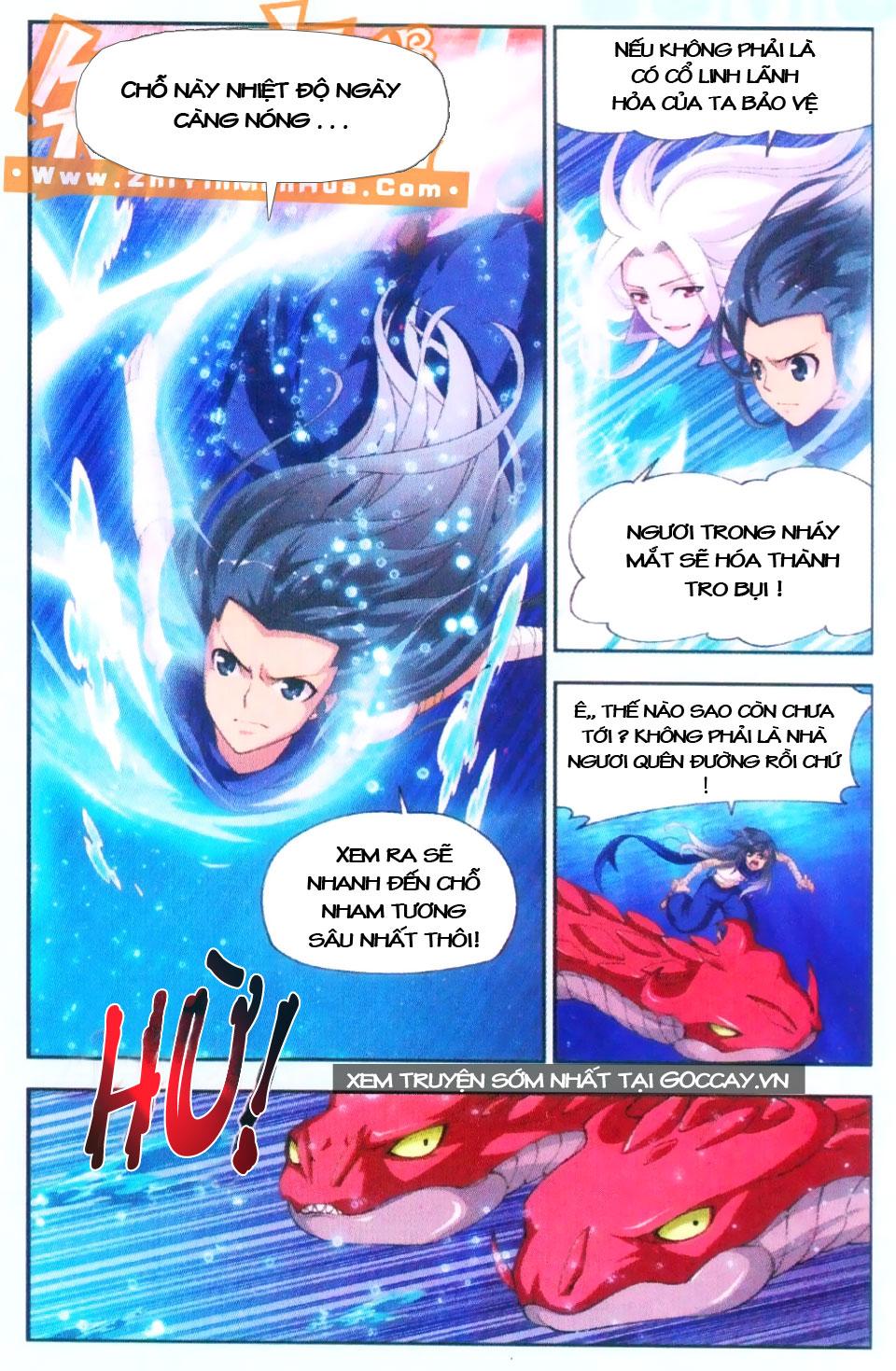 Đấu Phá Thương Khung chap 43 page 20 - IZTruyenTranh.com