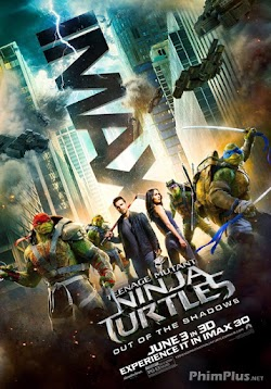 Ninja Rùa: Đập Tan Bóng Tối - Teenage Mutant Ninja Turtles: Out Of The Shadows