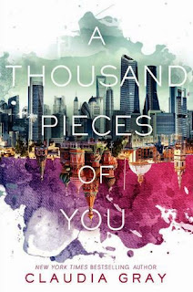 A Thousand Pieces of You Claudia Gray book cover