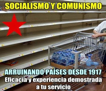 politica-socialismo-comunismo-ruina