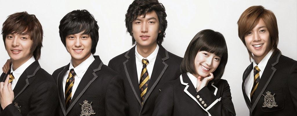 Boys Before Flowers Serial Drama Korea RCTI