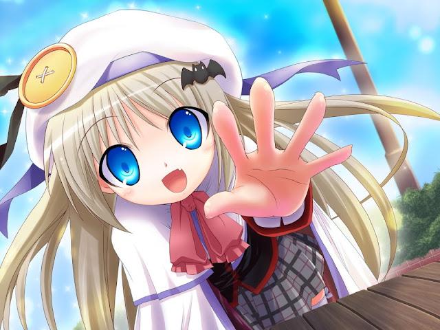 Game 'Little Busters' Dan 'Tomoyo After' Akan Segera Hadir Dalam Versi Inggris