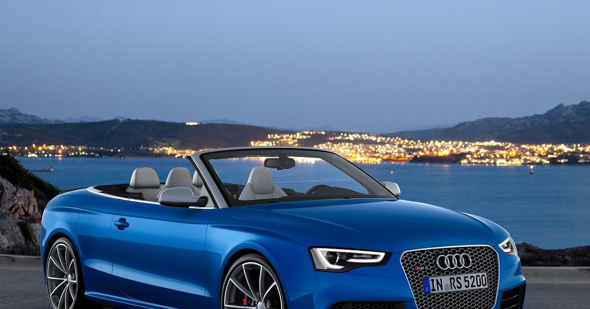 All Cars Nz 2012 Audi Rs5 Cabriolet 2013