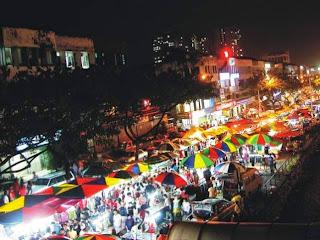 Night Market, Wisata Kuliner & Belanja Murah di Johor Bahru