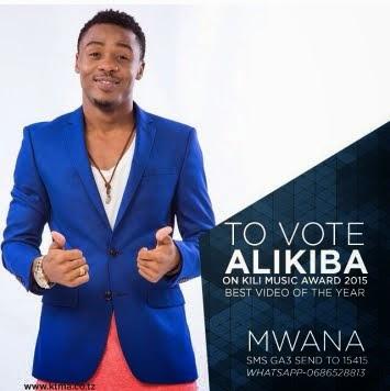 VOTE FOR ALIKIBA