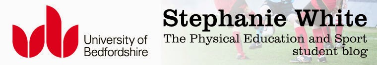 The Physical Education & Sport student blog