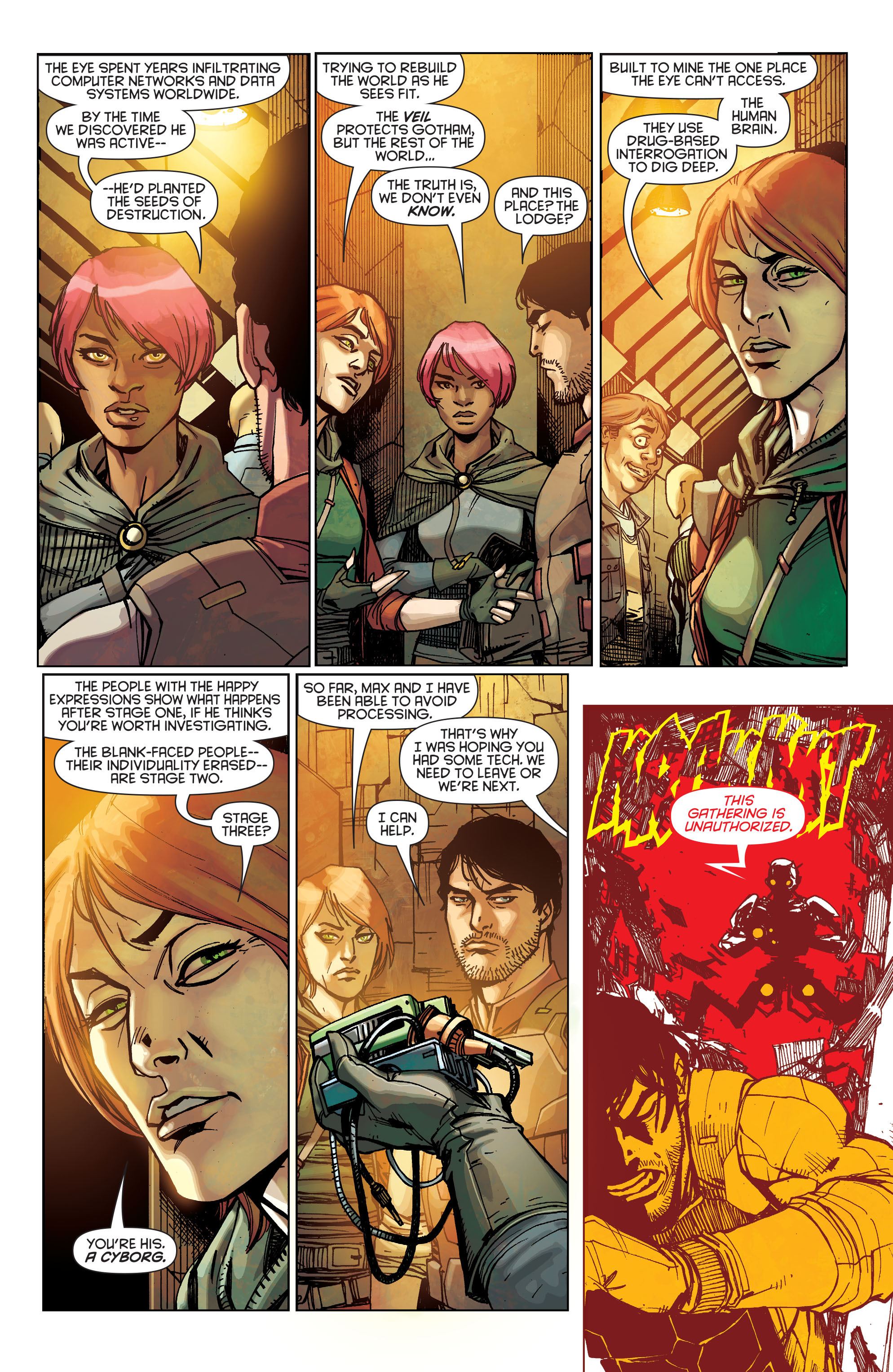Batman Beyond (2015) Issue #2 #2 - English 7