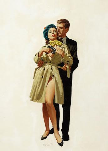 Romance Pulp Covers