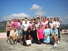 Licking County Chamber Group in Cuba