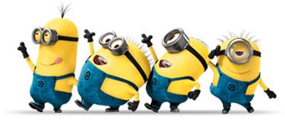 Minion, Minions, Despicable Me, Despicable Me 2