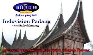 Indovision Wilayah Kota Padang dan Sekitarnya