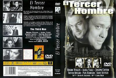 El Tercer Hombre 1949 | Carátula