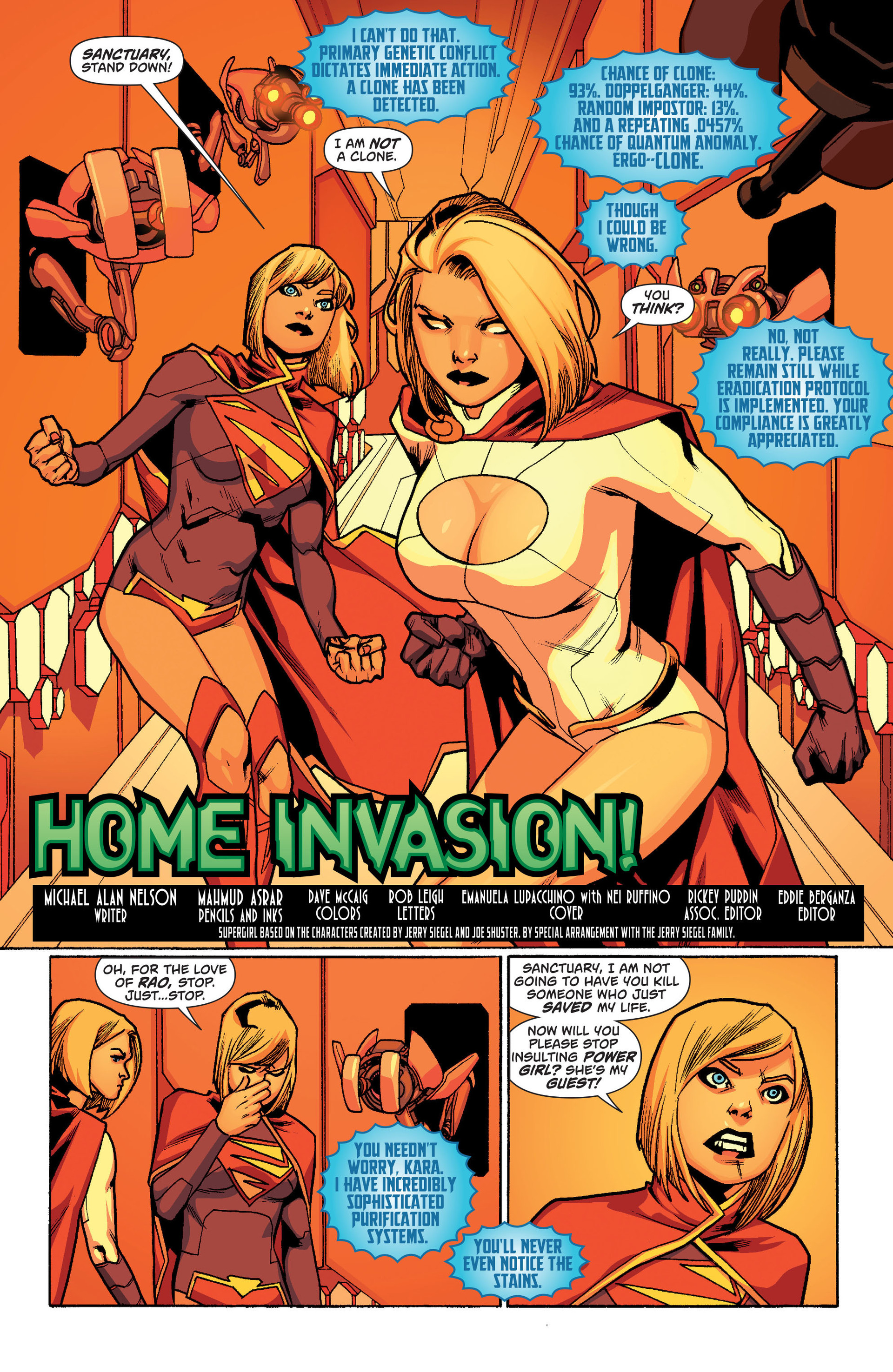 Supergirl (2011) Issue #20 #22 - English 2